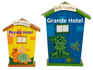 Hotel Piccolo vs Hotel Grande