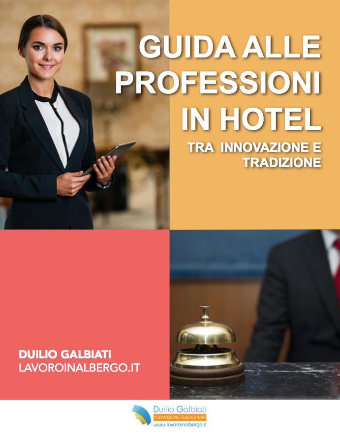 Ebook lavori in hotel